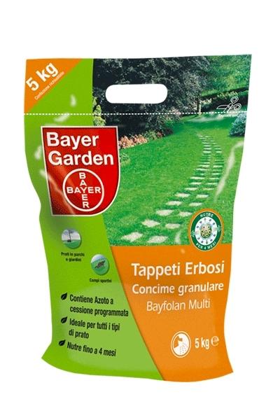 Bayer garden per un prato sempre verde - Concime per prato verde ...