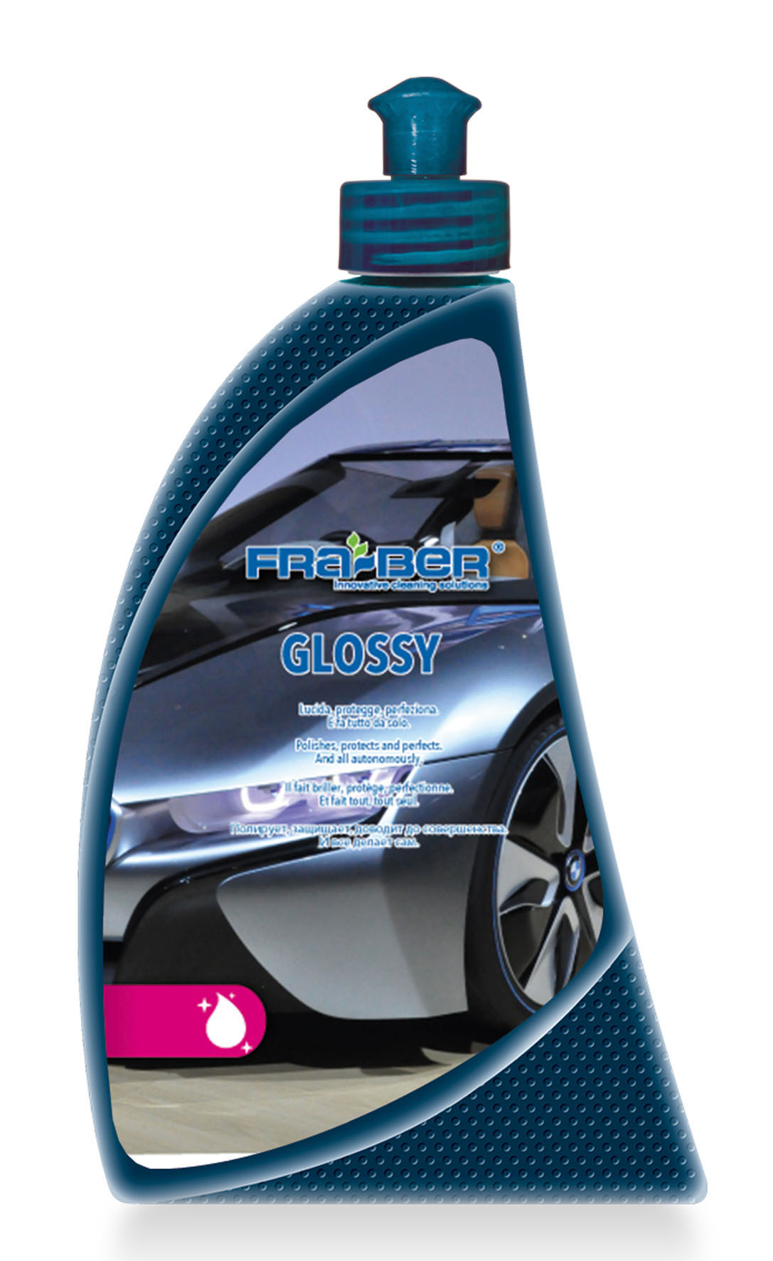Linea polish per la cura dell auto for Idropulitrice obi