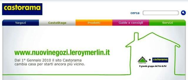 Mercatone uno compra castorama di bologna lame for Castorama roma