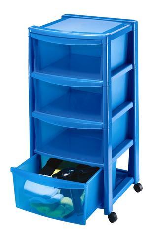 Cassettiere Plastica Con Ruote.La Cassettiera Libera Di Nome E Di Fatto Mondopratico It