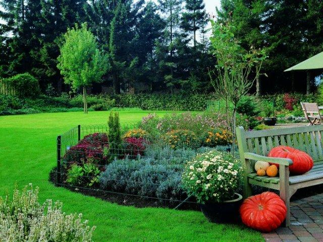 aiuole e giardini si impreziosiscono con luxursus