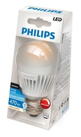 Philips entro il 2015 met dell illuminazione sar a led - Philips illuminazione casa ...