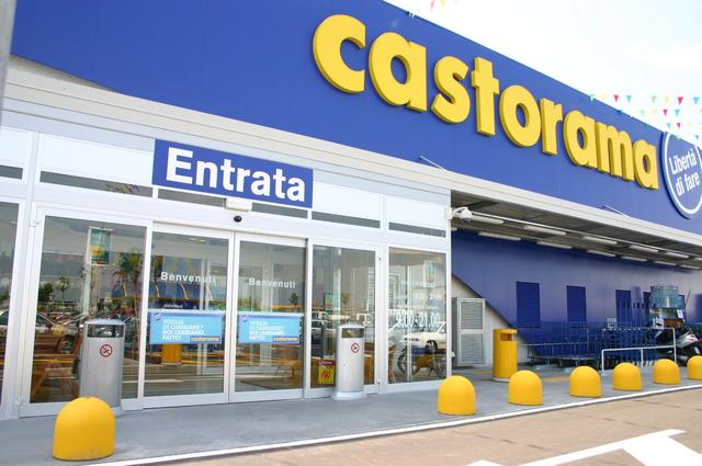 Castorama punta su ditec for Castorama roma
