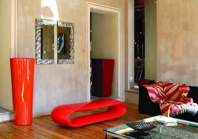 Vasi e sedute di design for Sedute di design