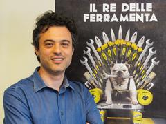 Andrea fabrizio nuovo presidente di ferritalia for Nuovo arredo andria catalogo