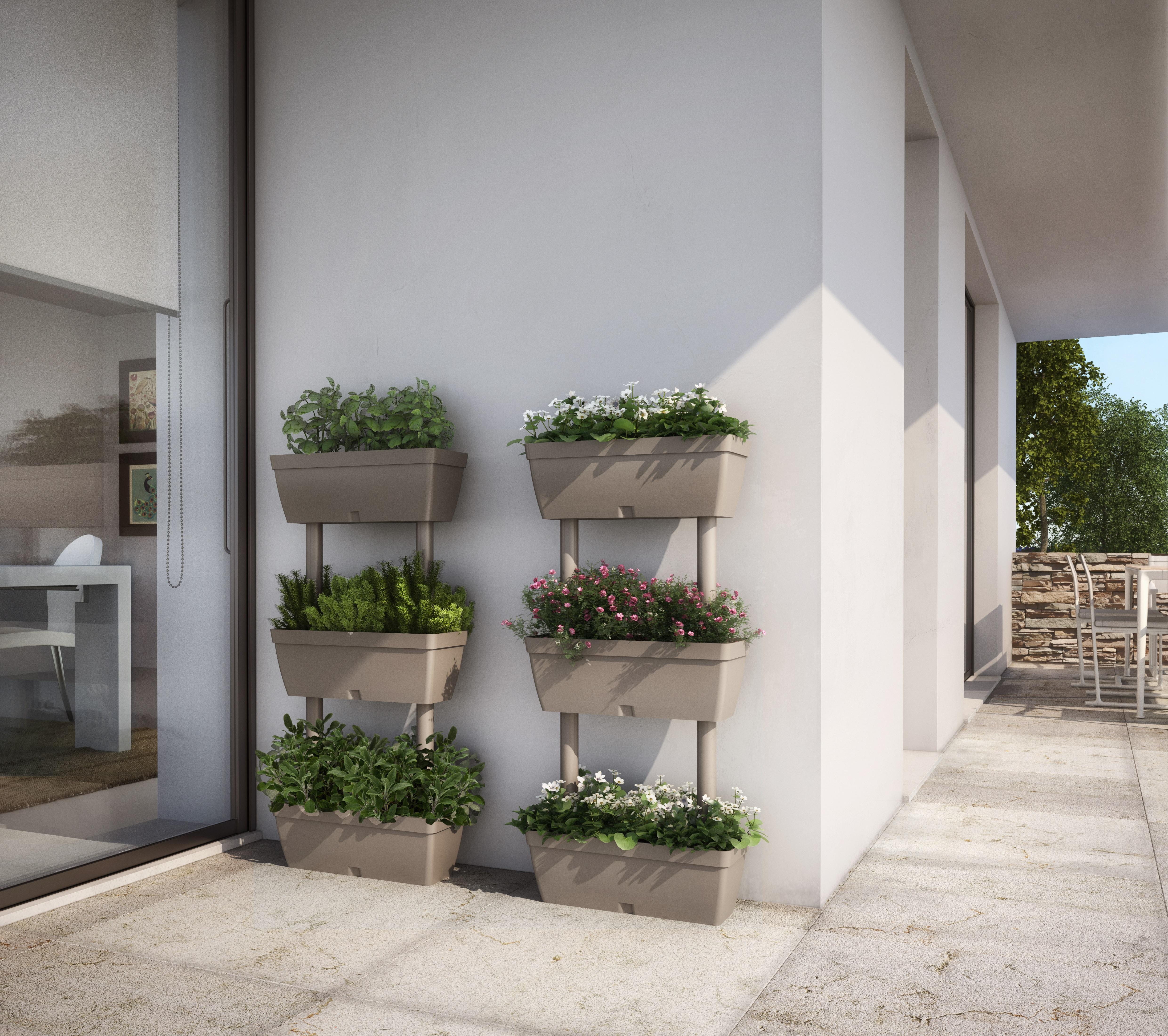 Kit orto in casa for Vasi design economici