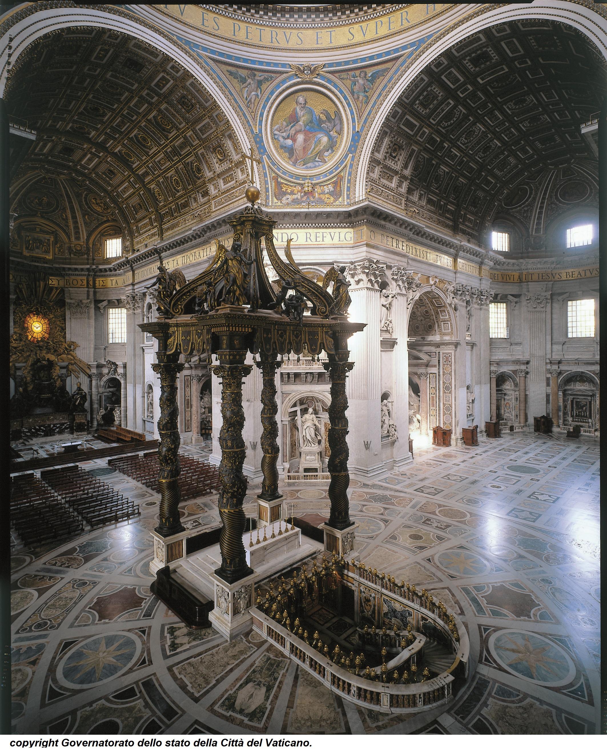 Osram Illumina La Basilica Di San Pietro
