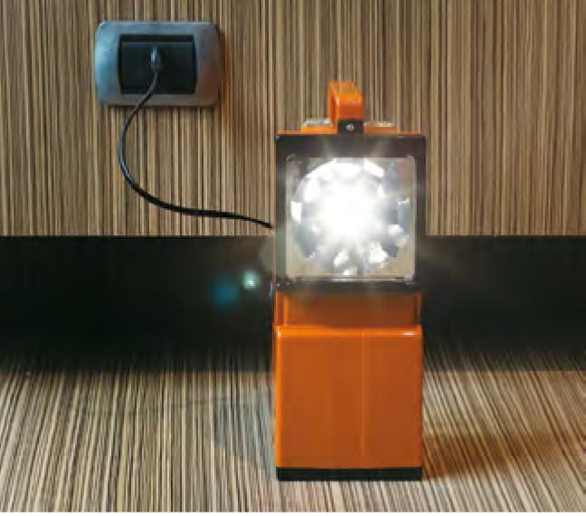 Incradibile Lampada Portatile Stock Di Lampada Decorazione