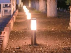 Faretti da esterno brico lampade brico fresco lampadari