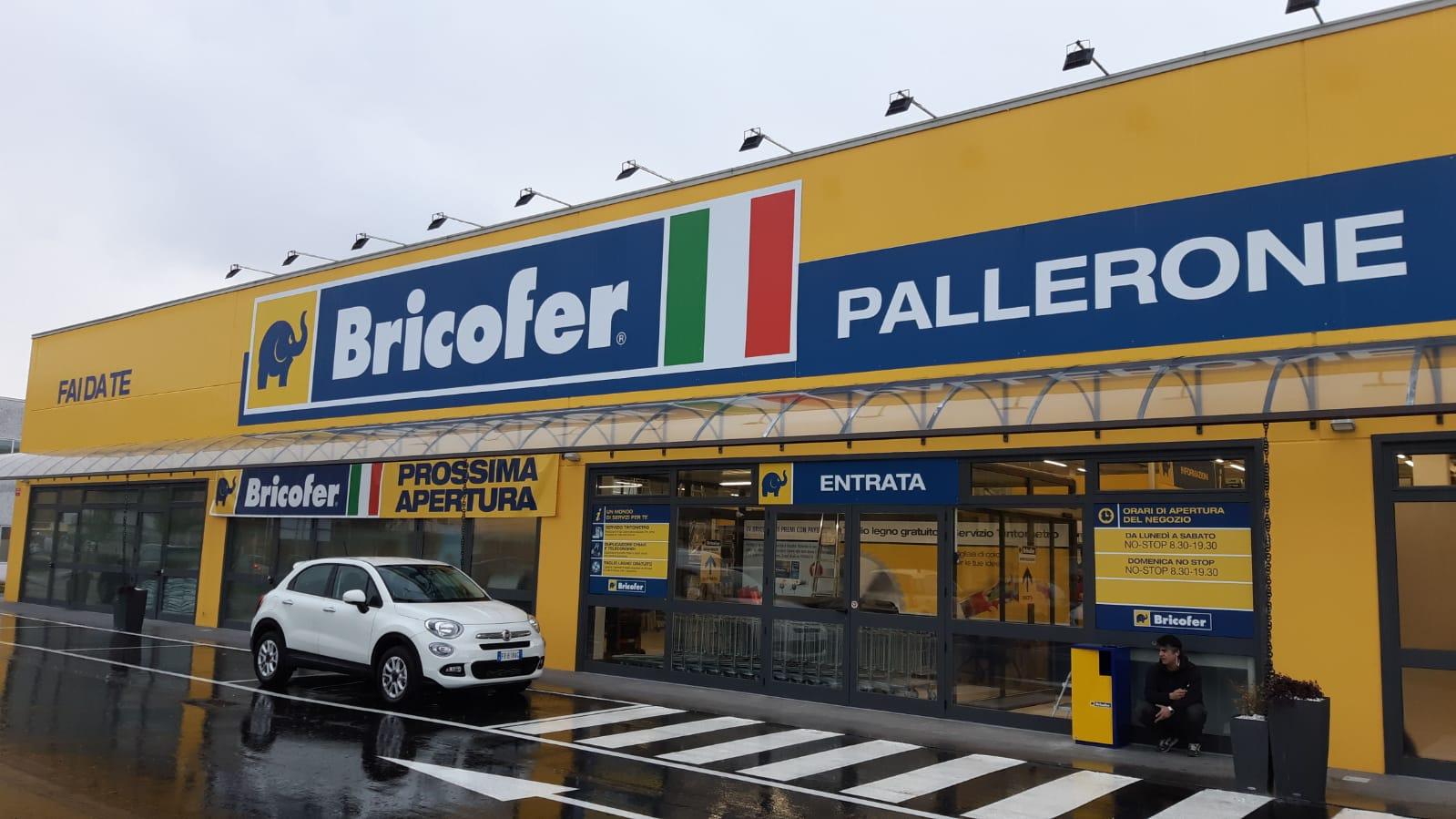 Bricofer apre a pallerone ms il quarto negozio in toscana