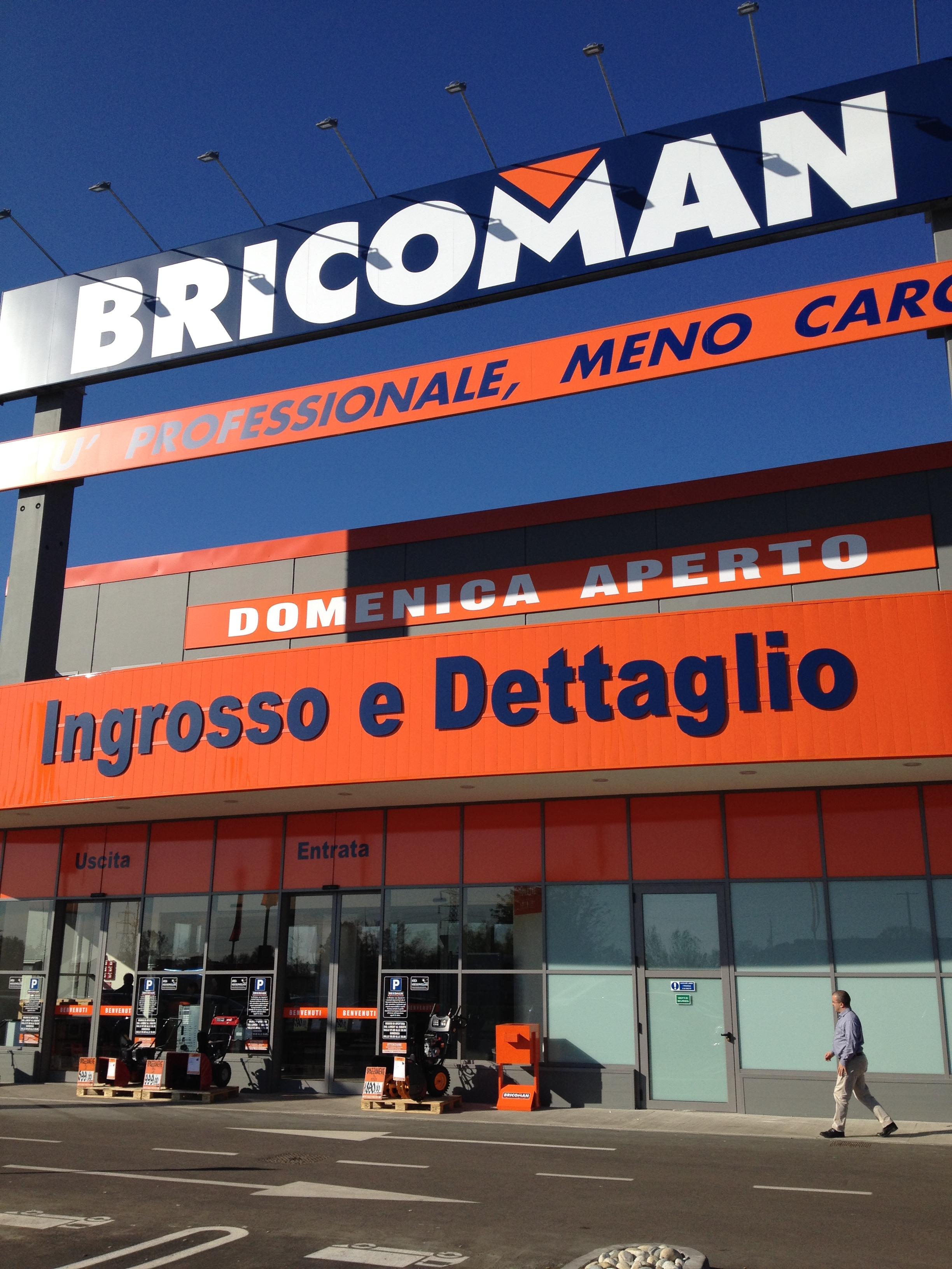 Nuovo bricoman a rezzato bs for Catalogo bricoman rezzato brescia
