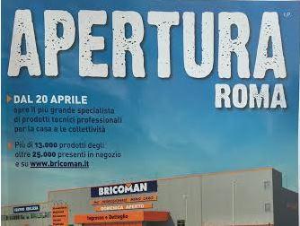 Bricoman roma