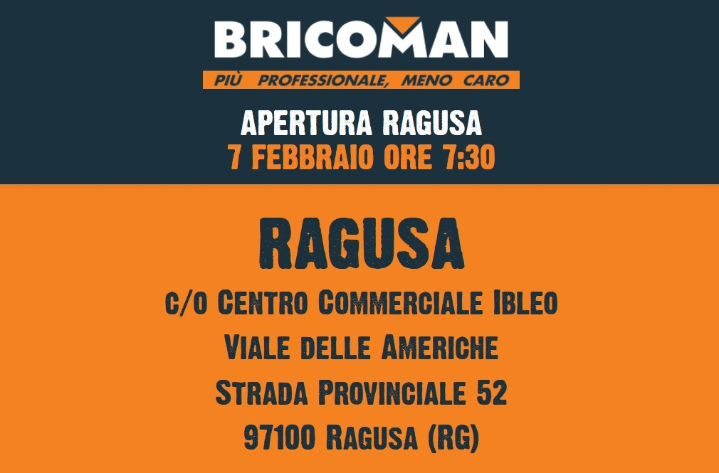 Bricoman amazing rapina e sparatoria al bricoman di for Perline bricoman