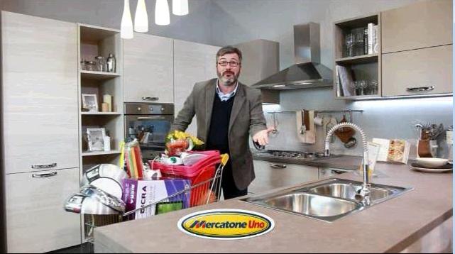 Nuovo catalogo e nuovo spot per mercatone uno - Mercatone uno catalogo cucine ...