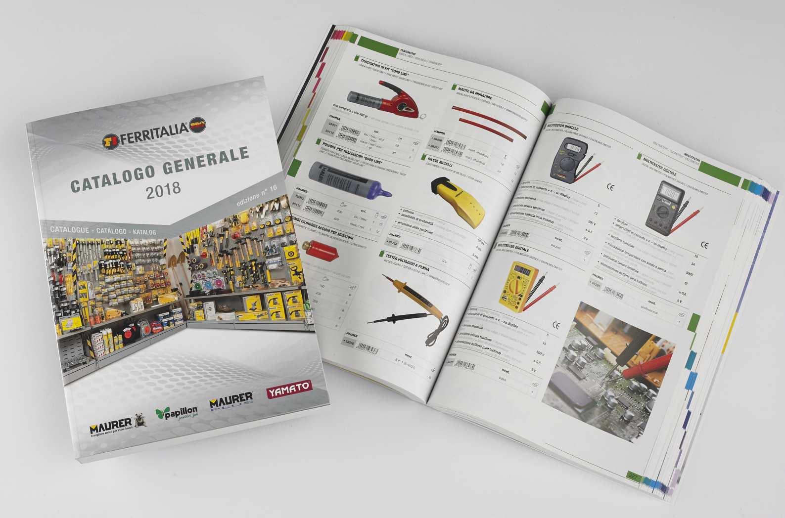 Ferritalia lancia il nuovo catalogo 2018 for Nuovo arredo andria catalogo