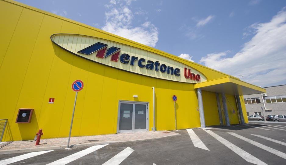 Rinnovato mercatone uno di roma capena   mondopratico.it