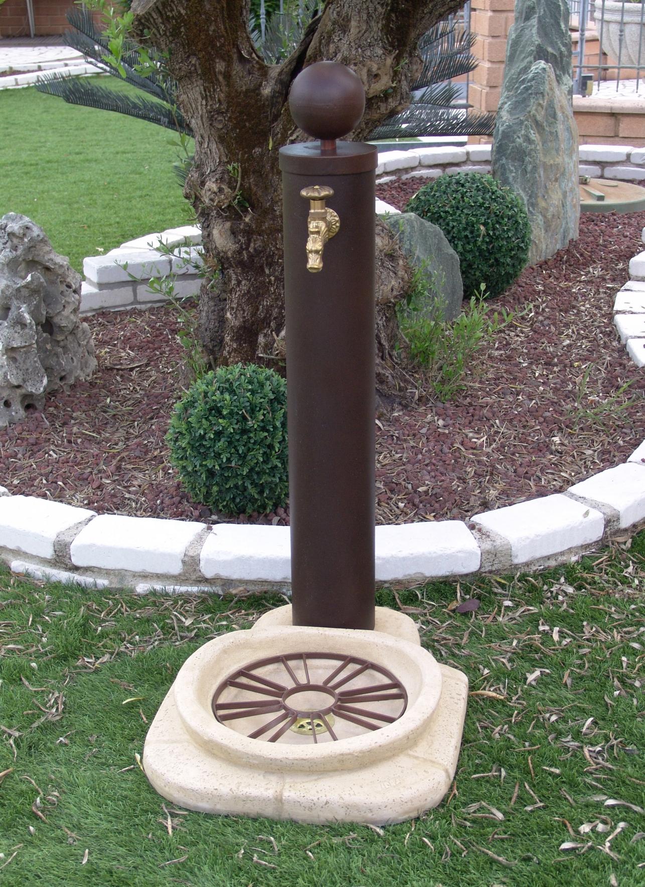 bonfante presenta le fontane idra