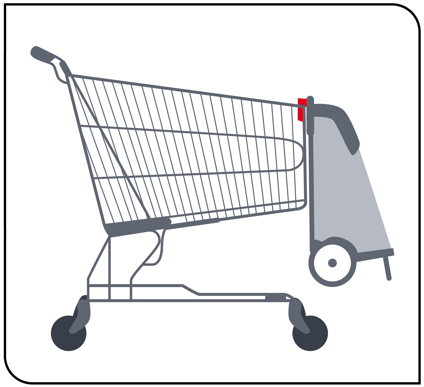 Gimi Flexi сумка-тележка 45 л. Gimi Flexi сумка-тележка хозяйственная на колёсиках купить в Минске в...