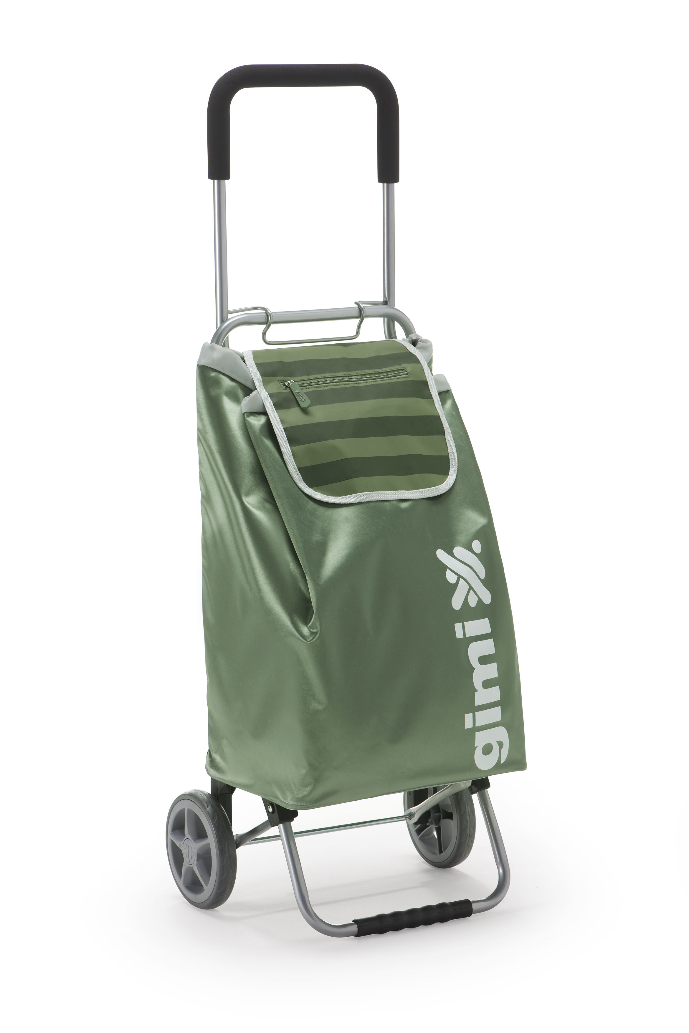 Хозяйственная сумка-тележка GIMI Flexi (зеленый) - купить в интернет магазине с доставкой, цены, описание...