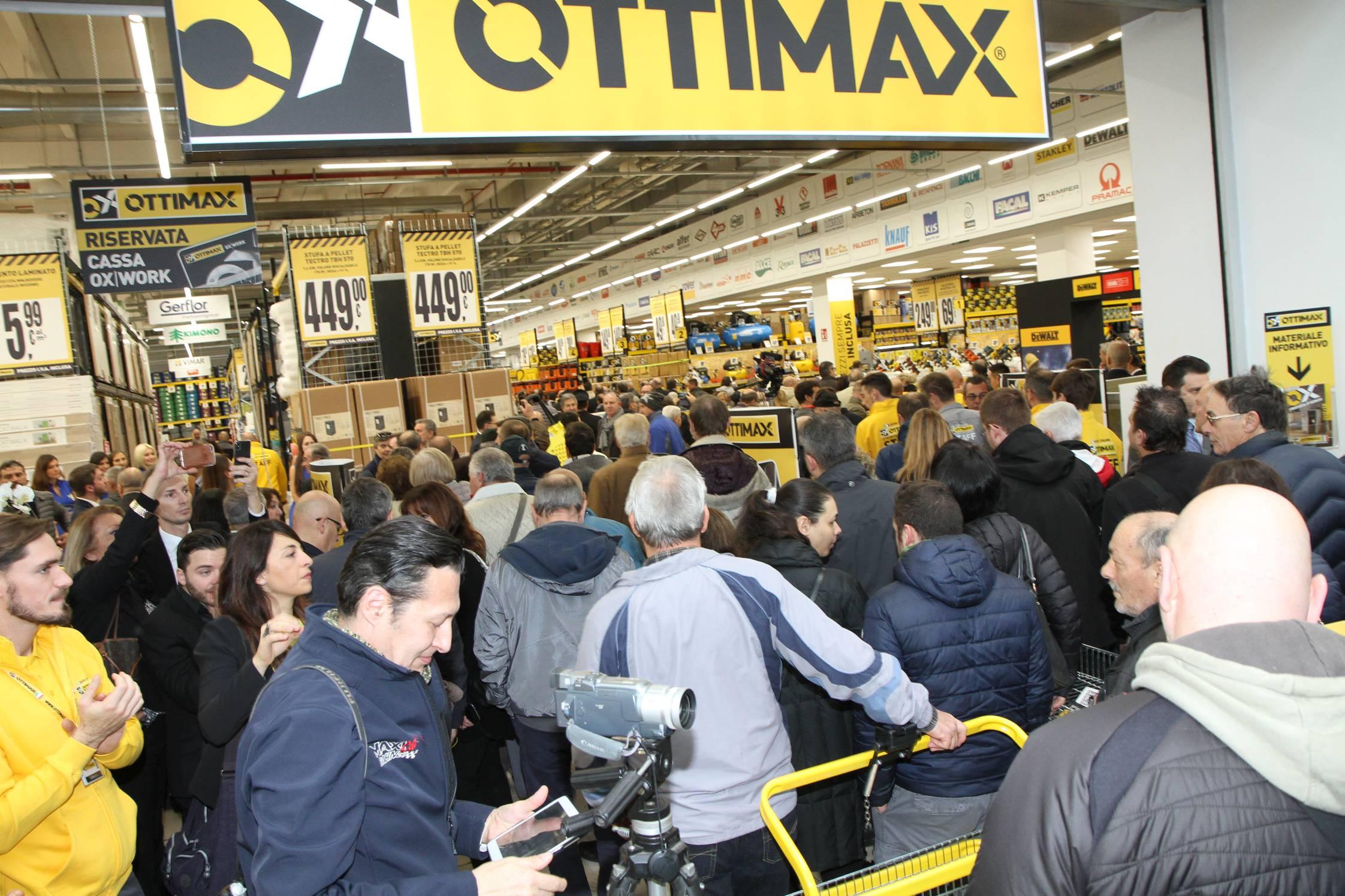Ottimax aperto a gradisca il primo punto vendita friulano