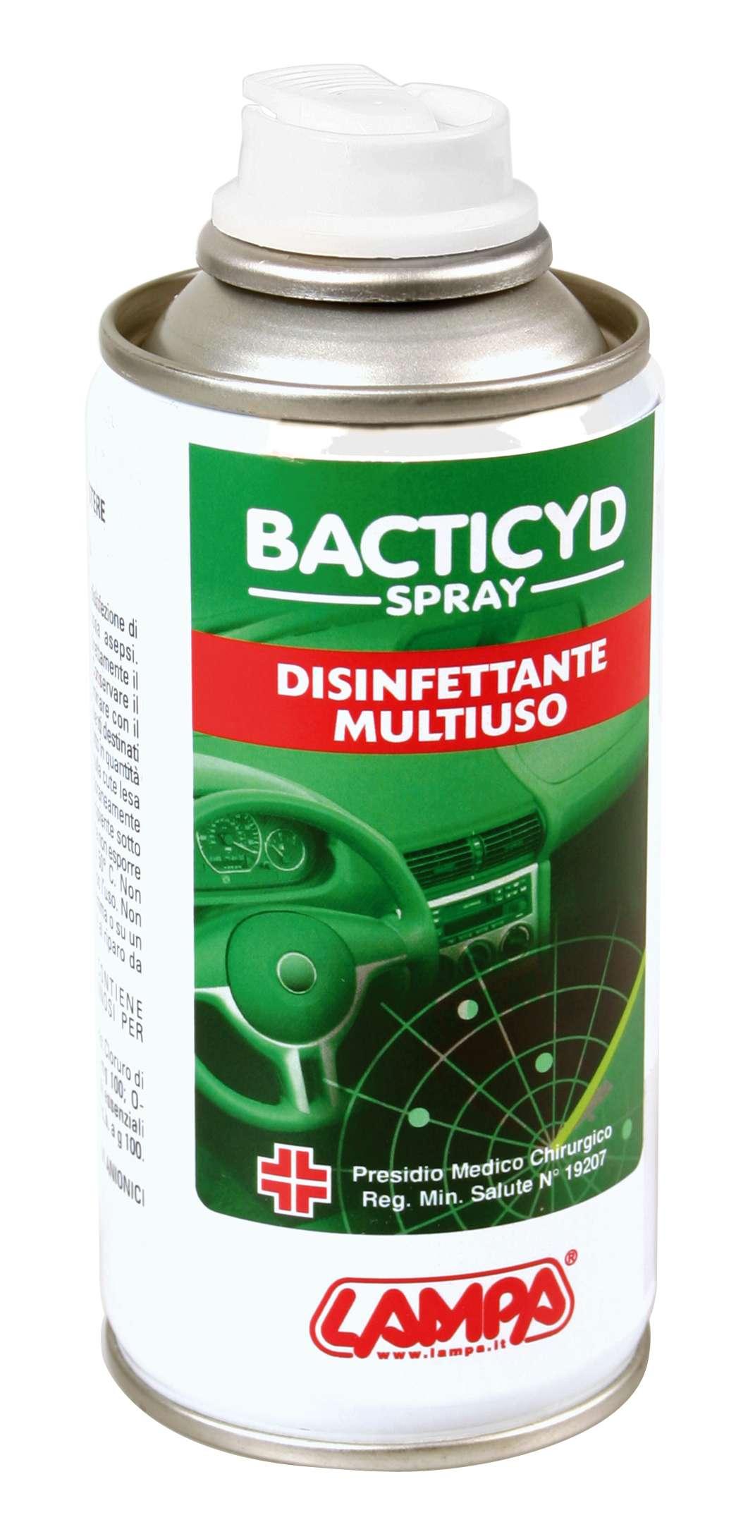 Disinfettante multiuso per auto for Idropulitrice obi