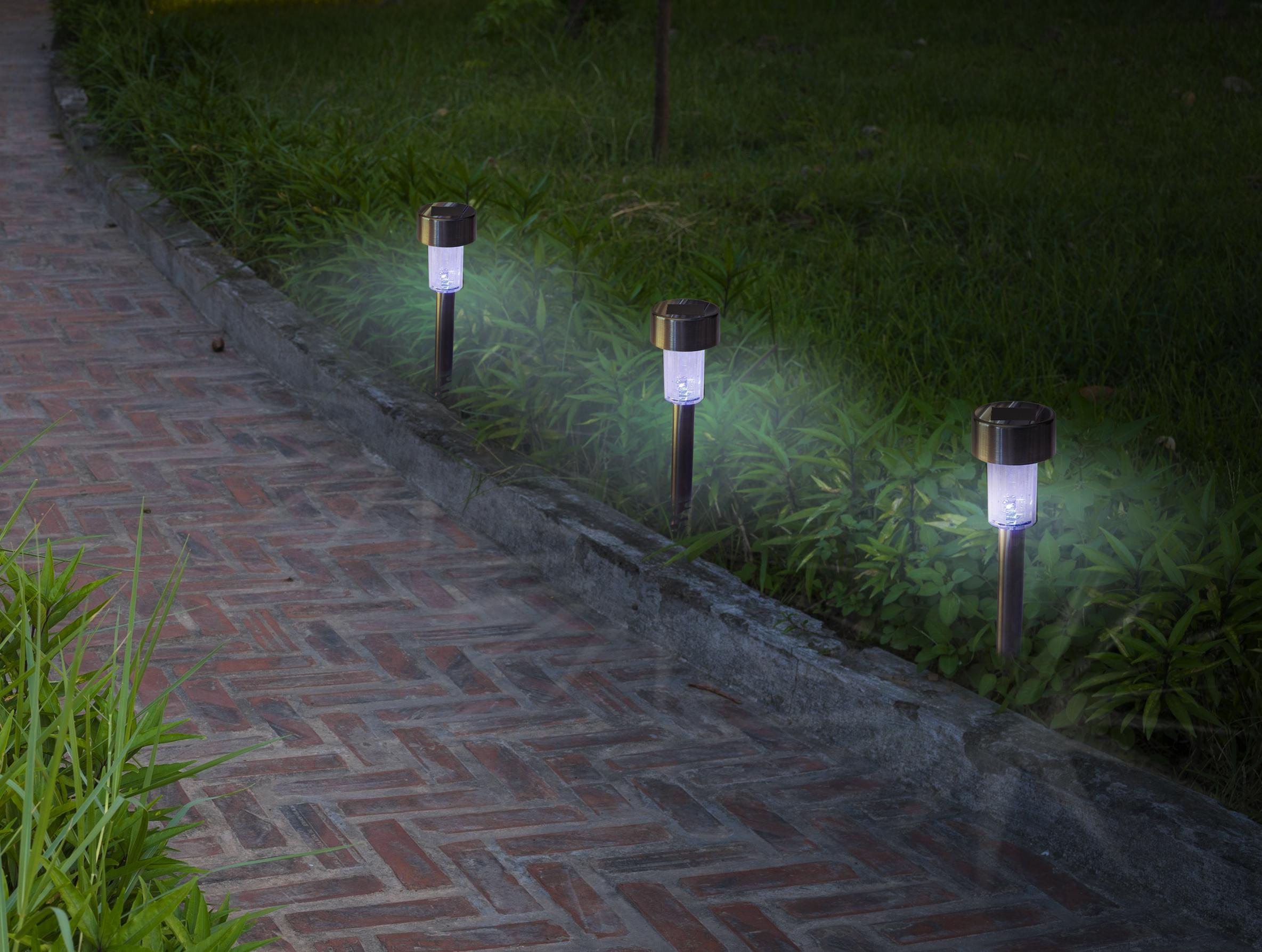 Prodotti per illuminare il giardino - Illuminare il giardino ...