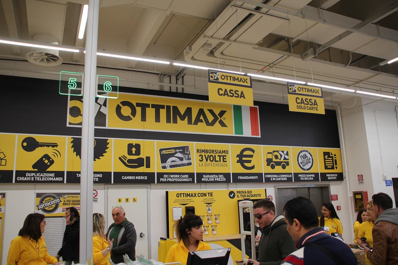 Ottimax ha aperto a san giuliano milanese guarda le foto