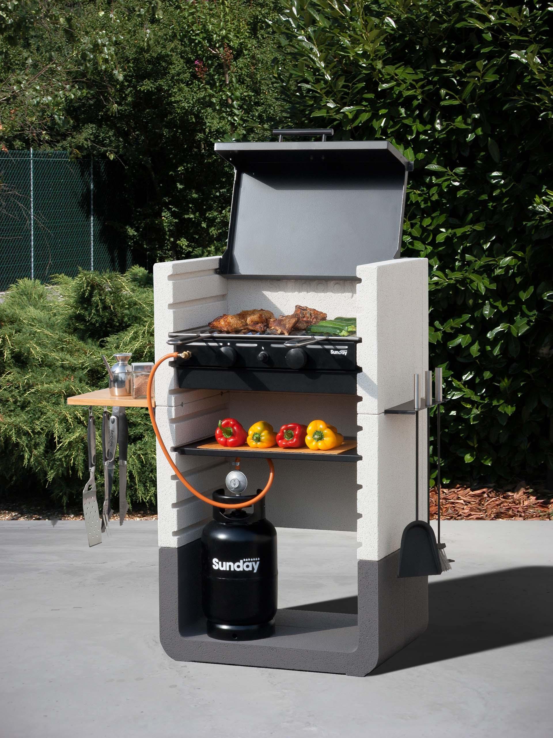 Il barbecue ibrido di sunday for Barbecue sunday